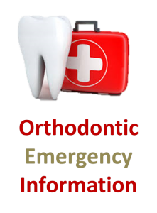 Orthodontic Emergency, Dr. Derek Brown, Winning Smiles Orthodontics, Bowie and Hyattsville, MD